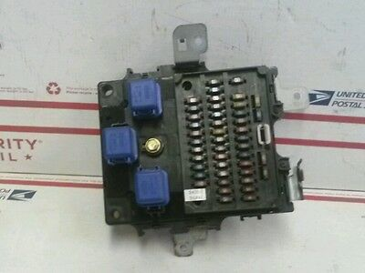 95 99 nissan maxima oem in dash fuse box with fuses and relays a32 rh picclick com  1999 nissan maxima fuse box
