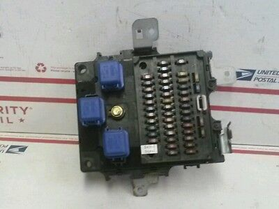 95 99 nissan maxima oem in dash fuse box with fuses and relays a32 rh picclick com