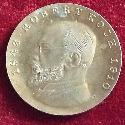 1968 East GERMANY  5 Mark Robert Koch