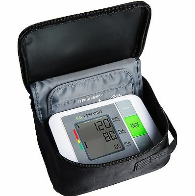 Blood Pressure Monitor (clinically validated) + Free UK adapter and carry case!