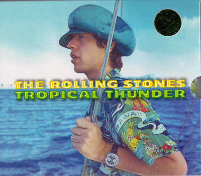 """THE ROLLING STONES """"TROPICAL THUNDER"""" (4 CD's BOX SET)"""
