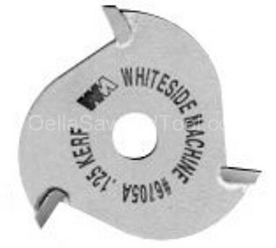 """Whiteside 6700A, 3 Wing Slot Cutter, 1-7/8"""" Dia, 1/16"""" Kerf, 5/16"""" Bore"""