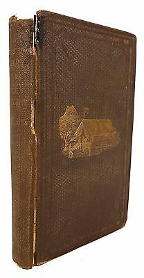 Thomas T. Ellis - Leaves from the Diary of an Army Surgeon - FIRST EDITION, 1863