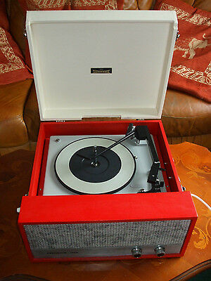 Fabulous Vintage ALL VALVE DANSETTE VIVA Record - Fully Serviced and Restored