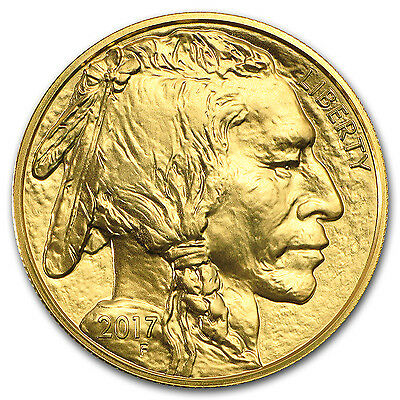 Special Price!! 2017 1 oz Gold American Buffalo Coin Brilliant Uncirculated BU
