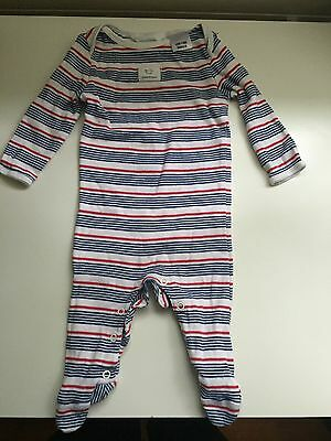 Country Road Baby Boys Onsie 0-3 Months