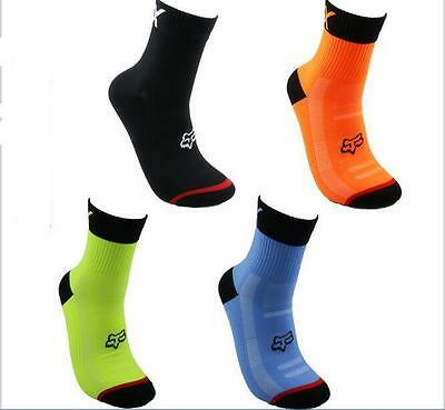 Coolmax Racing  Performance Cycling Socks Breathable Bicyle Sport Running Socks