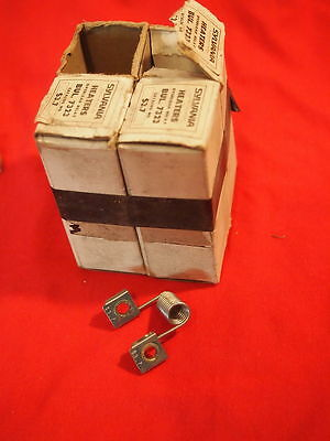 SYLVANIA S3.7 *LOT OF 4pcs.* NEW Bul.7323 THERMAL OVERLOAD HEATERS