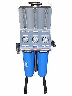 2000 Gpd Commercial Reverse Osmosis Water Filter System
