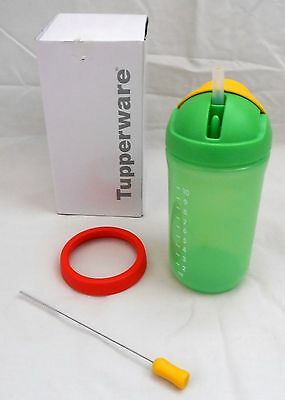 BNIP TUPPERWARE GROW WITH ME Straw Tumbler
