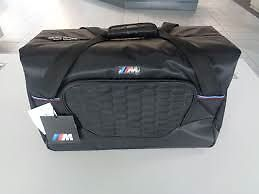 BMW M Sports Bag Genuine BMW Lifestyle 2016/18 Range 80222410939