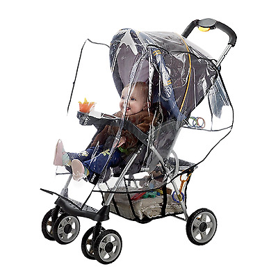 Baby Pram Cover Stroller Weather Shield,Rain Cover,Standard Size,Waterproof