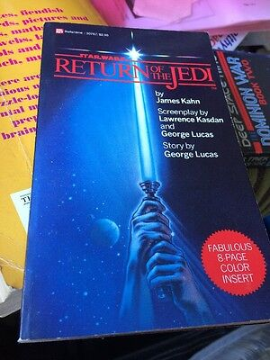 Return of the Jedi Storybook by Star Wars Books (Paperback)