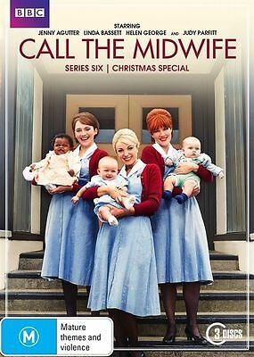 Call The Midwife Season 6 BRAND NEW SEALED R4 DVD