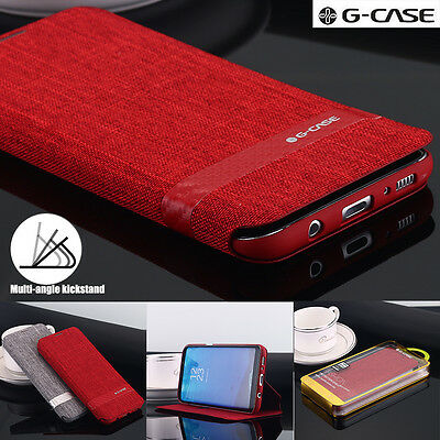 Flip Leather Card Slot Shockproof Wallet Case Cover For Samsung Galaxy S8 Plus
