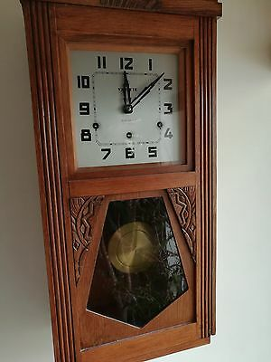 Vedette French Westminster Chime Wall Clock - Requires Attention!