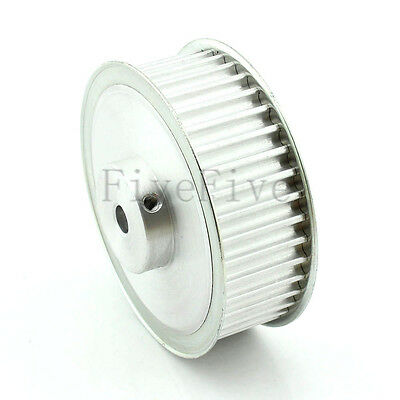 HTD8M 40 Tooth 8/10/12/12.7/15/17/20mm Bore Wide 32mm Timing Belt Drive Pulley