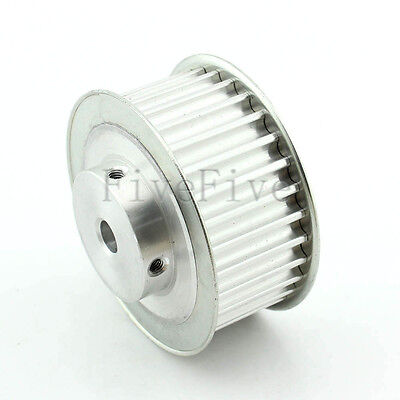 HTD8M 30 Tooth 8/10/12/12.7/15/17/20mm Bore Wide 32mm Timing Belt Drive Pulley