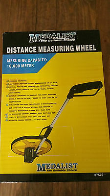 Distance Measuring Wheel 10000M Foldable Lightweight Easy To Use
