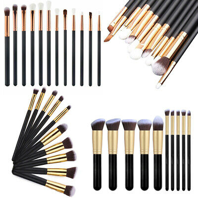 Make up Pinsel Set Makeup Brushes Kosmetikpinsel Schminkpinsel Lip Rouge Bürste