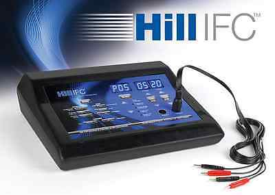 Hill IFC - Four Channel Multi-Waveform Electro-Therapy Unit