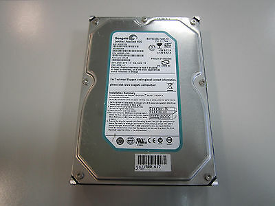 HDD IDE Seagate ST3250820A - 250Gb - 7200 Rpm - 8Mb Cache