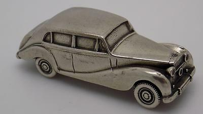 33g Vintage Sterling Silver 925 Car Miniature - Stamped* - Made in Italy