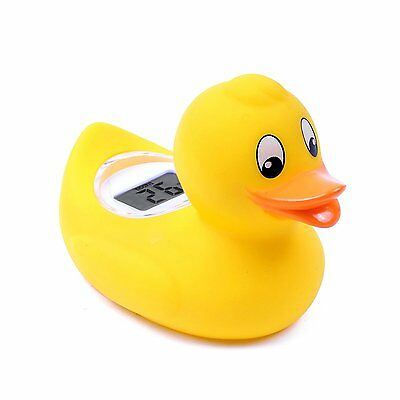 TensCare Digi Duckling Duck Digital Water Thermometer Bath Children Toy NEW