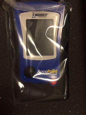 accupoint advanced atp hygiene monitoring system