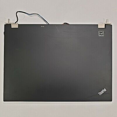 Lenovo ThinkPad T410 Displaygehäuse Deckel LCD Screen Top Lid Cover 45N5838 #1