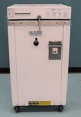 Oliver 619-16 Hydraulic Dough Divider 16 Part