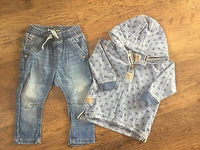 Baby boys Next Set/outfit 12-18 Months