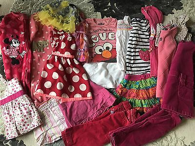 Baby GIRL 12 Months 12-18 Months 18 Months 25 Piece LOT, Dresses, Skirts, Tops
