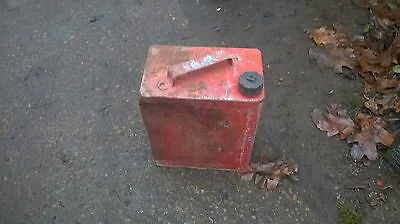 Metal Petrol Can