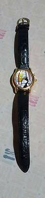 1995 Warner Brothers tweety bird and Sylvester watch