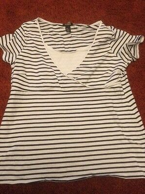 nursing top h and m size Xl