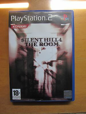 Silent Hill 4 The Room - Playstation 2 - PS2
