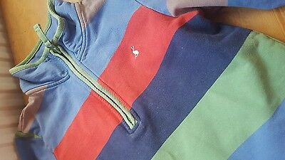 Joules Stripe Top Layer. Age 8. Fantastic!