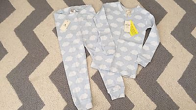 Baby Gap Organic Cotton Pajamas  Size 2 NWT