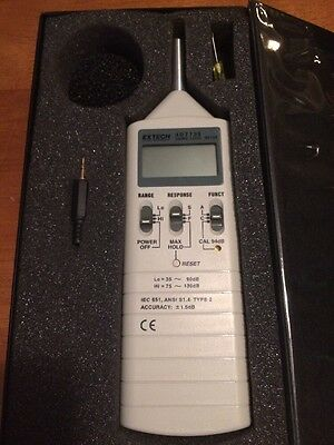 Sound Level Meter - Extech 407736