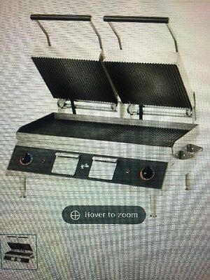 STAR Manufacturing Sandwich (Panini) Grill