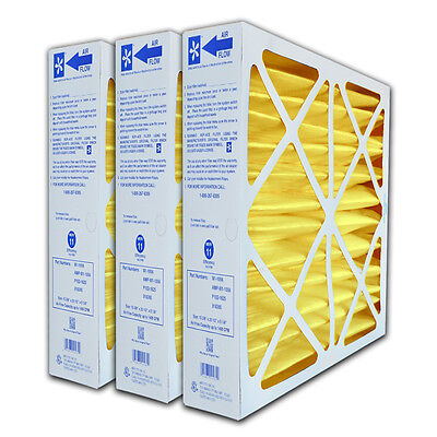 M2-1056 Filter | MERV 11 - Furnace Air Filter | High Efficiency | 3 PACK