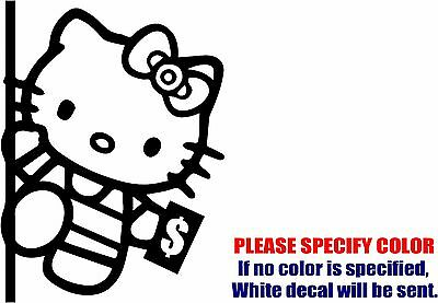 """Hello Kitty Harry Potter #03 Graphic Die Cut decal sticker Car Truck Boat 7/"""""""