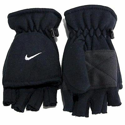 Nike Youth Boys 8/20 Convertible Gloves NWT