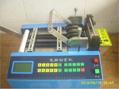 Pipe Cutting Machine For Heat-Shrink Tube Pipe Auto Pipe Cutter Ys-500W New O