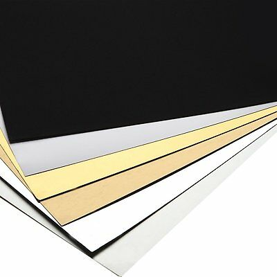Photography Flash Bounce Reflector Paper Card 21x29.5cm Board Diffuser Cardstock