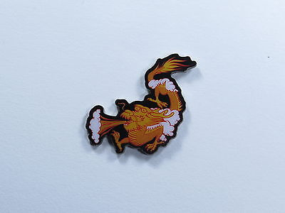 131 Divisional Locating Battery RAA 38mm Lapel Badge Anzac Day