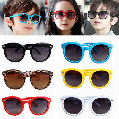 New Boys Girls Protection Glasses Eye sunglasses children Anti-UV fashion