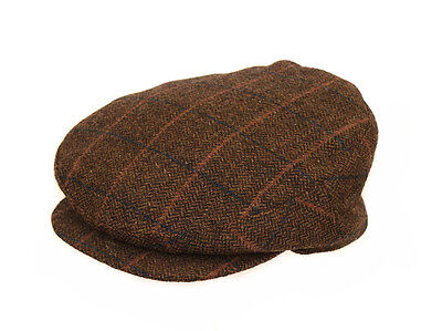 UOMO COUNTRY MARRONE Tweed Coppola Coppola Derby BR86 ed7f1a8a4f9c