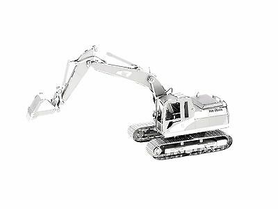 Metal Earth CAT Excavator 3D Laser Cut Metal DIY Model Hobby construction Kit
